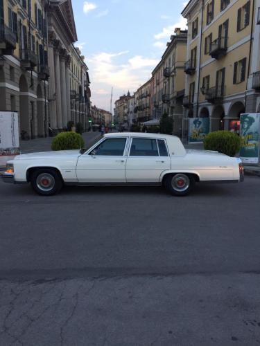 Cadillac Fleetwood GM 507 Gasoil