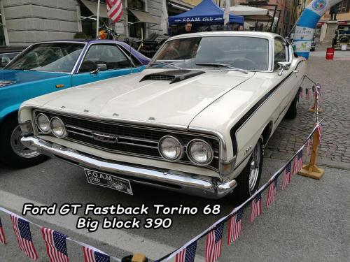 Ford GT Fastback Torino 1968 Big Block 390