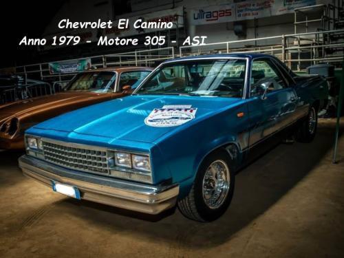 Chevrolet El Camino 1979 305 asi