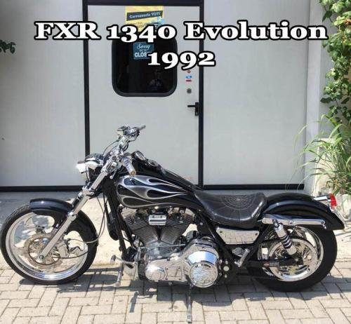 FXR 1340 Evolution 1992