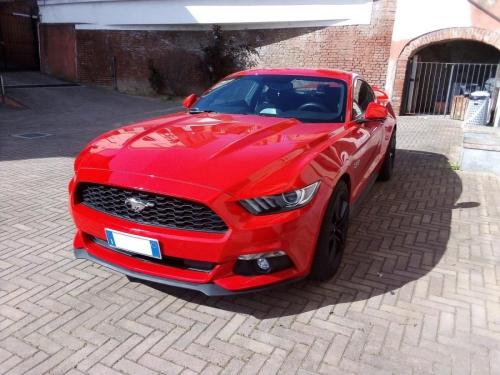 Ford Mustang 2.3 Ecoboost Fastback 2017