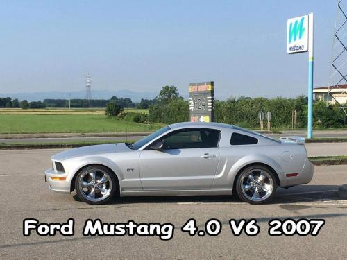 Ford Mustang 4.0 v6 2007