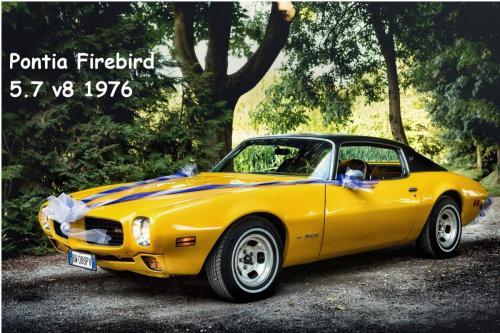 Pontiac Firebird 5.7 v8 1976