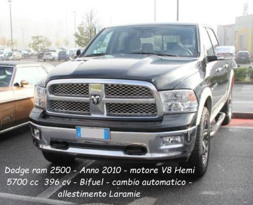 Dodge Ram 2500 2010 V8 Hemi