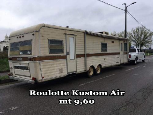 Roulotte Kustom Air m9.60