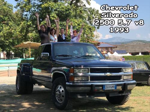 Chevrolet Silverado 2500 5.7 V8 1993